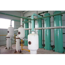 Condensor for oil extraction