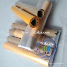 PVC ao ar livre etiquetas de vinil de impressão fita de resina fita de resina de 256mm * 76 m 308mm * 50 m cor