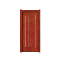 Porta de madeira interior da porta do quarto da porta de madeira contínua (RW022)