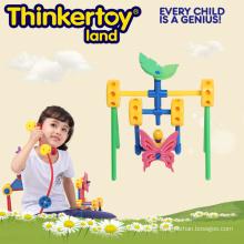 Kid's umweltfreundliches buntes pädagogisches Spielzeug