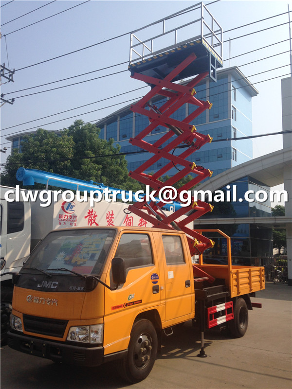 Aerial Working Truck_2825