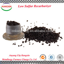Fixed C conten of calcined petroleum coke