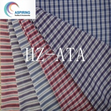 2016 Fashion Shirt Garment Tc Yarn Dyed Fabric