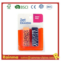 Fancy Non-Toxic TPR Material Eraser