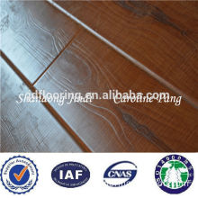 High quality the knife grain 11mm laminate flooring