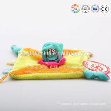 cotton gauze baby doll/comforter & baby doudou baby comforter