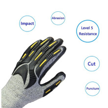 Latest General Purpose Mechanics Gloves to Anti Puncture