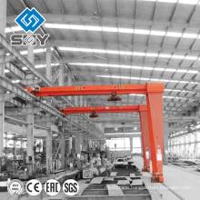 Single Beam Semi Gantry Crane Machine