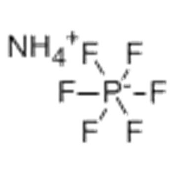 Phosphate(1-),hexafluoro-, ammonium  CAS 16941-11-0