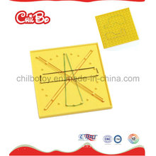 Geoboard, double face avec bandes (CB-ED008-S)