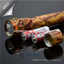 medical flashlight, camouflage torch, led torch light, led flash light