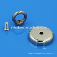 15KG Neo starker Vorhang Metall Magnethaken