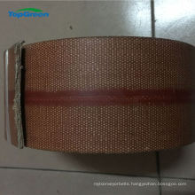 150mm Width Flat Cutting-Edge Flat Rubber Stretch Transmission Belt