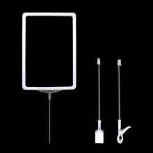 Kunststoff A4 A5 Preisschild Displayhalter
