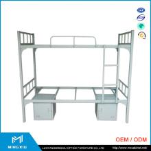China Supplier Low Price Adult Metal Bunk Beds / Metal Frame Bunk Beds