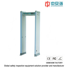 18 Zones High Level High-Speed Detection Door Frame Metal Detector for Airport
