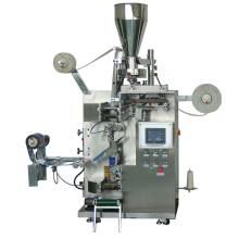 Yz-169 Automatic Tea-Bag Inner and Outer Bag Packing Machine