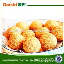 alta qualidade deliciosa receita de dim sum chinesa de gergelim