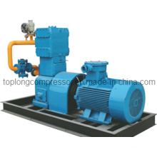 Compresor del GLP Compresor del LPG Compresor del nitrógeno del compresor del LNG (Zw-0.8 / 10-16)