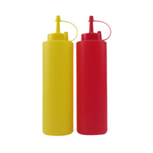 2pcs en plastique condiment set