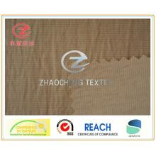 400t Full-Elastic N / P Pongee tecido para uso de vestuário (ZCGF087)