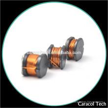 SMD electrónico que suelda la bobina del inductor de la herida de alambre SMD 220uH