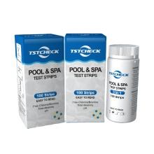 3 ways swimming pool test strip