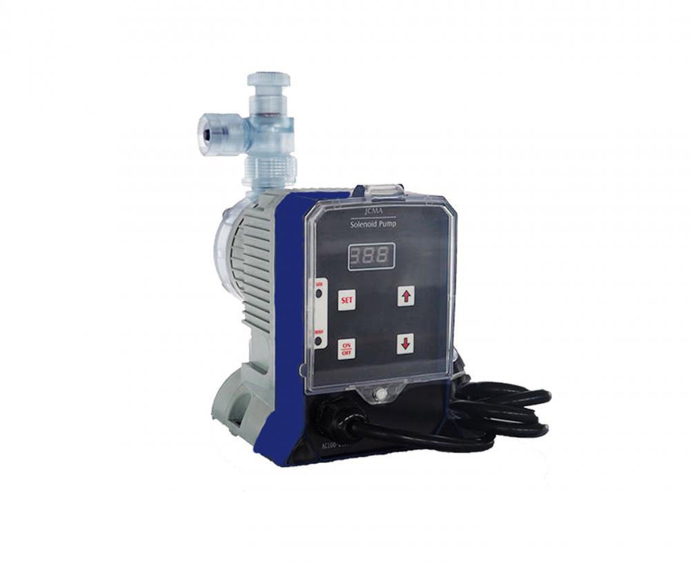 Solenoid dosing pump