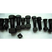 titanium carriage boltof verschiedene specificaion