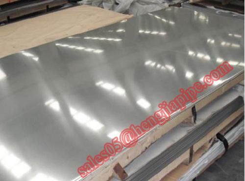 Staineless steel plate