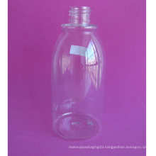500ml Cleaning Clear Pet Bottle Withour Trigger Sprayer