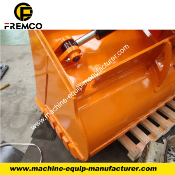 Excavator 1800mm Tilting Bucket for Kobelco (Sk200)