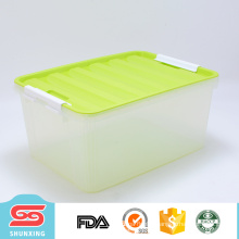 alibaba china plastic transparent living room storage box sofa bed for sale