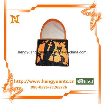 Bolsos de felpa de promoción y bolsos de mano de tela no tejida