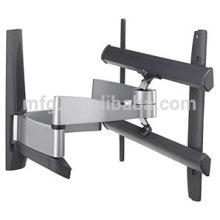 Soporte de pared de aluminio con movimiento deslizante Full Motion TV