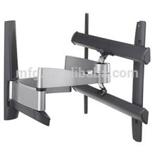 Aluminum Slim Sliding Full Motion TV Wall Mount