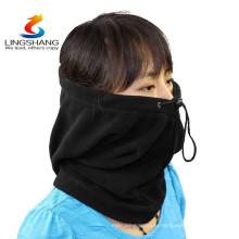 Зимние наружные лыжные мужские модные головные уборы оптовые теплые защитные шею шляпа вязание маски головные уборы