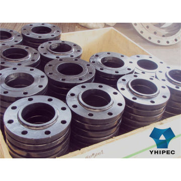 Carbon / Stainless Steel Weld Neck Raised Face Flange