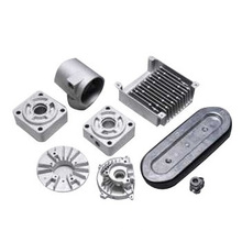 Fundición de aluminio para accesorios de instrumentos