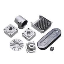 Fundição em alumínio para acessórios de instrumentos