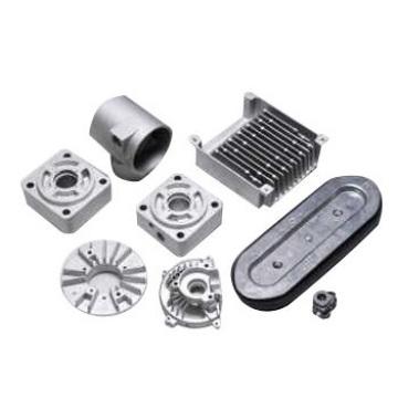 Aluminium Die Casting for Instrument Accessory