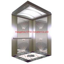 OTSE apartment elevator of stainless steel elevator handrail