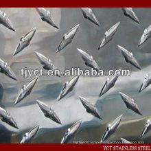 Aluminum pattern sheet diamond aluminium sheet