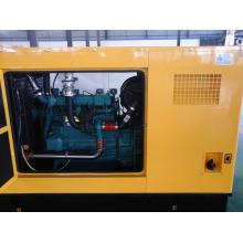 Générateur diesel diesel à eau chaude de 80kw