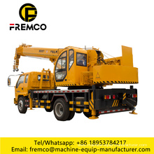High-Strength Steel Boom Truck Mounted Crane Truck