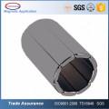 применение промышленный магнит мягкий магнитный mumetal защитные трубки