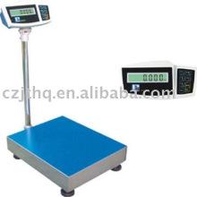 Weighing platform scale