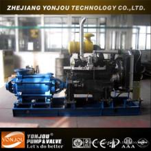 Pompe à moteur diesel mobile