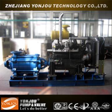 Mobile Diesel Engine Pump