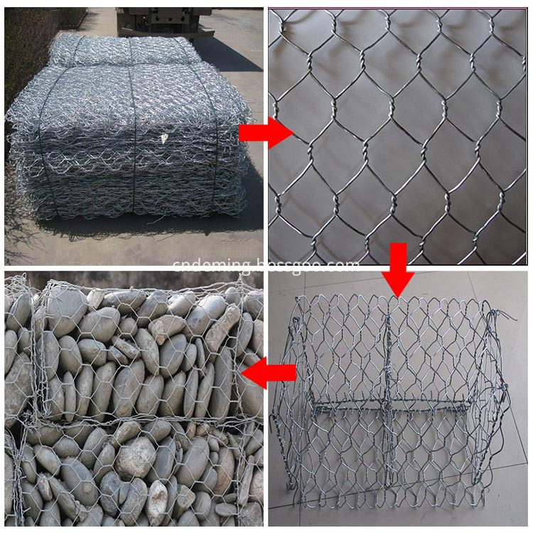 Gabion Box Detail